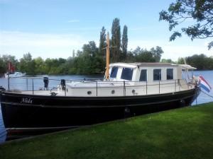 Alida aan landje Aalsmeer (Medium)