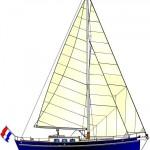 W34 zeilplan Bekebrede kleur